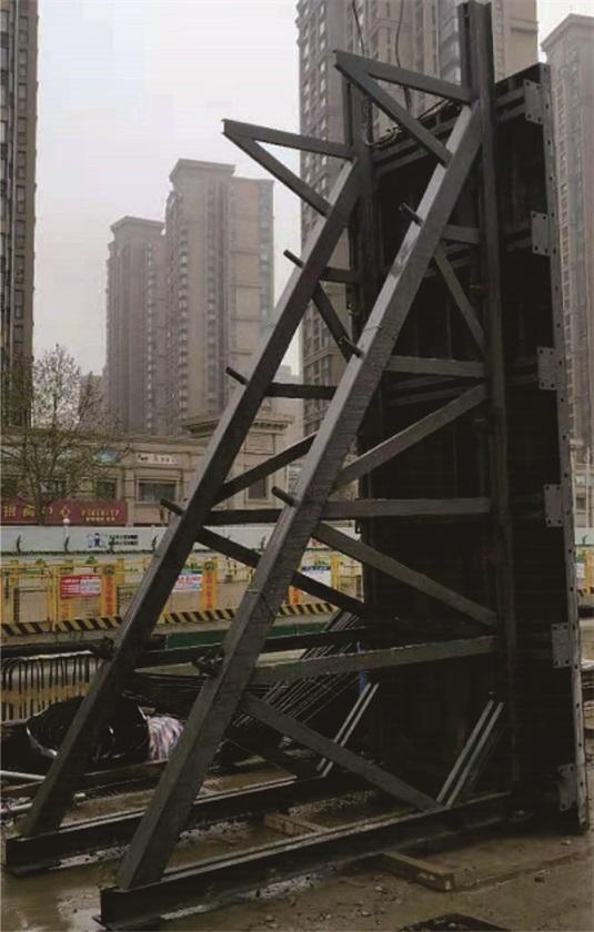 郑州市轨道交通七号线模板
