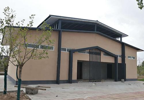 焦作沁阳钢结构公厕